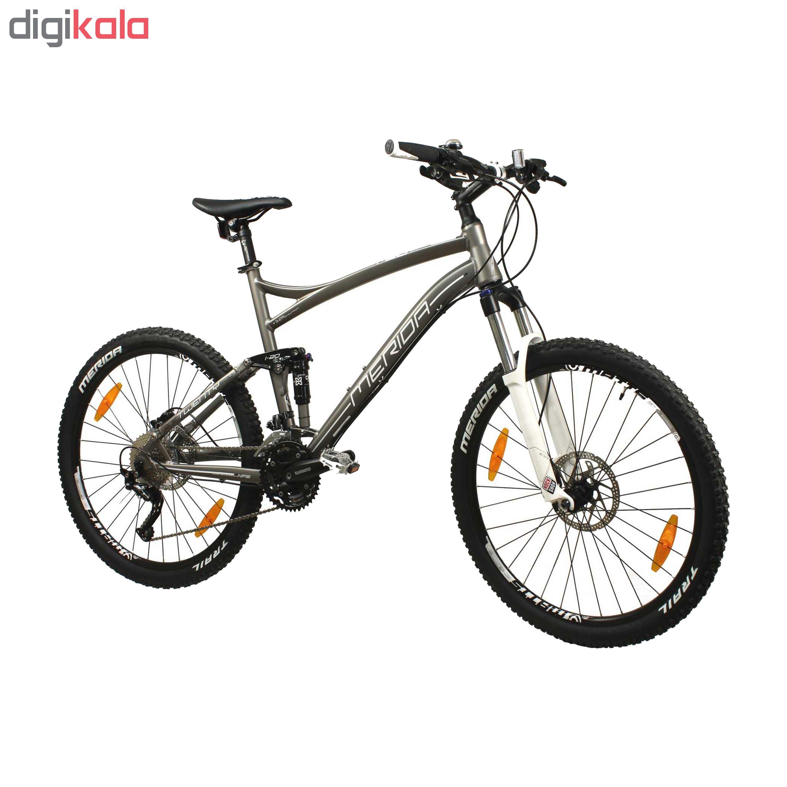 دوچرخه کوهستان مریدا مدل ONE-TWENTY 500 D سایز 26 main 1 4