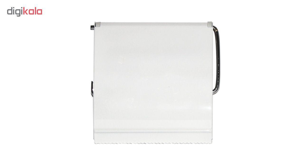 پایه رول دستمال کاغذی مدل Scratched main 1 2