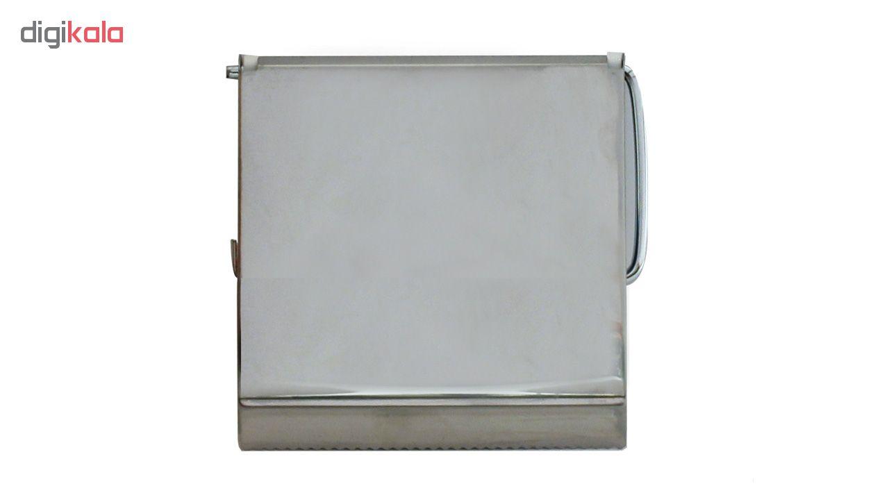 پایه رول دستمال کاغذی مدل Scratched main 1 3