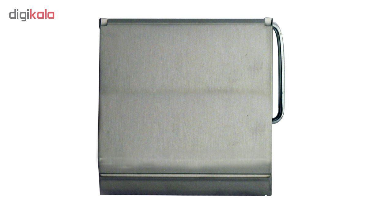 پایه رول دستمال کاغذی مدل Scratched main 1 4