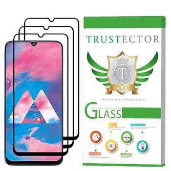 محافظ صفحه نمایش تراستکتور مدل GSS مناسب برای گوشی موبایل سامسونگ Galaxy A30 بسته 3 عددی