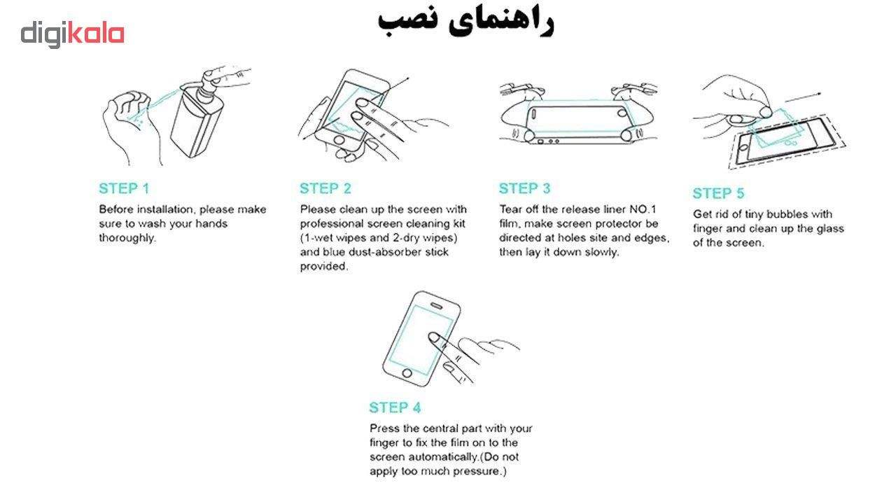 محافظ صفحه نمایش تراستکتور مدل GSS مناسب برای گوشی موبایل سامسونگ Galaxy A30 main 1 7