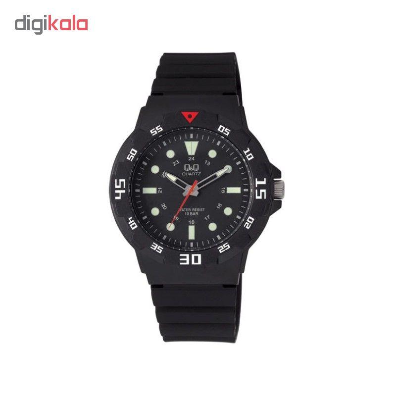 ساعت مچی عقربه ای مردانه کیو اند کیو مدل VR18J002Y