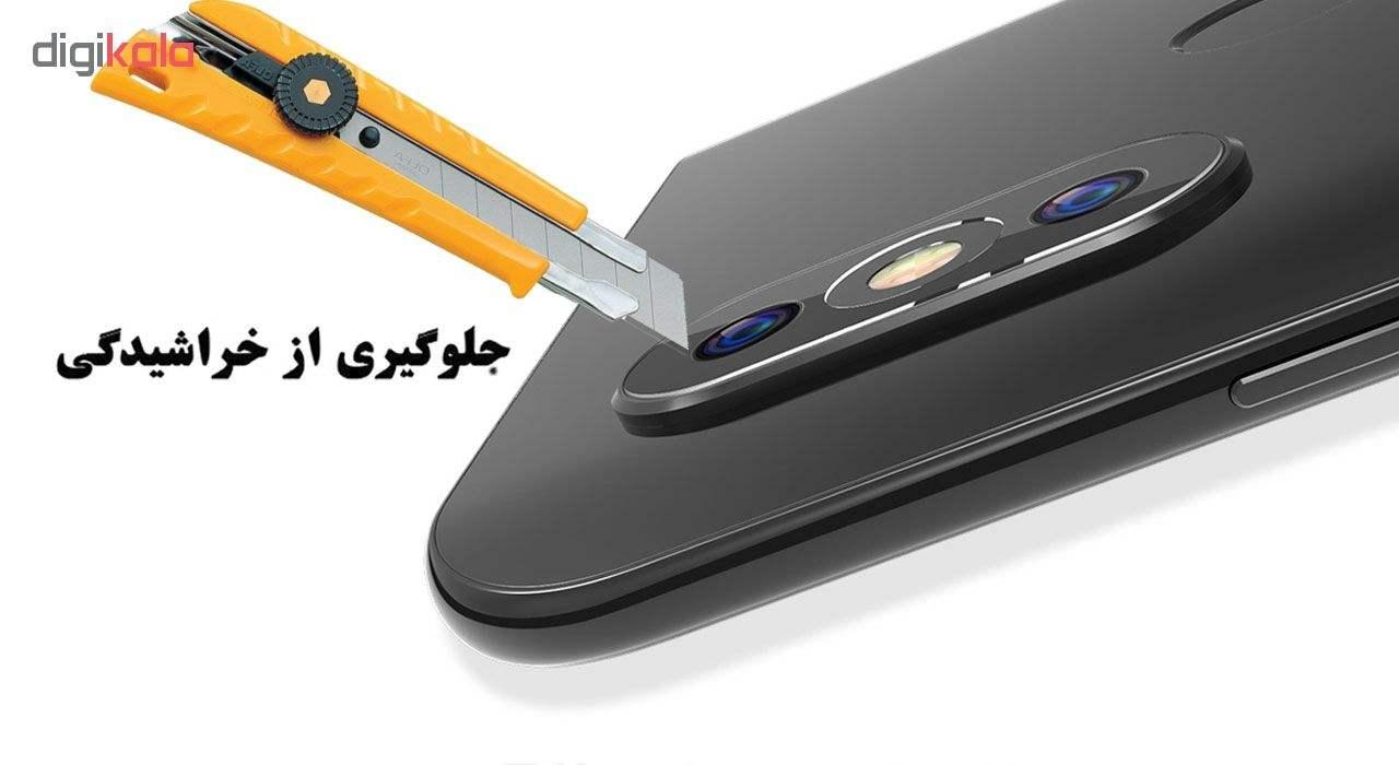 محافظ لنز دوربین تراستکتور مدل CLP مناسب برای گوشی موبایل شیائومی Redmi Note 6 Pro main 1 3