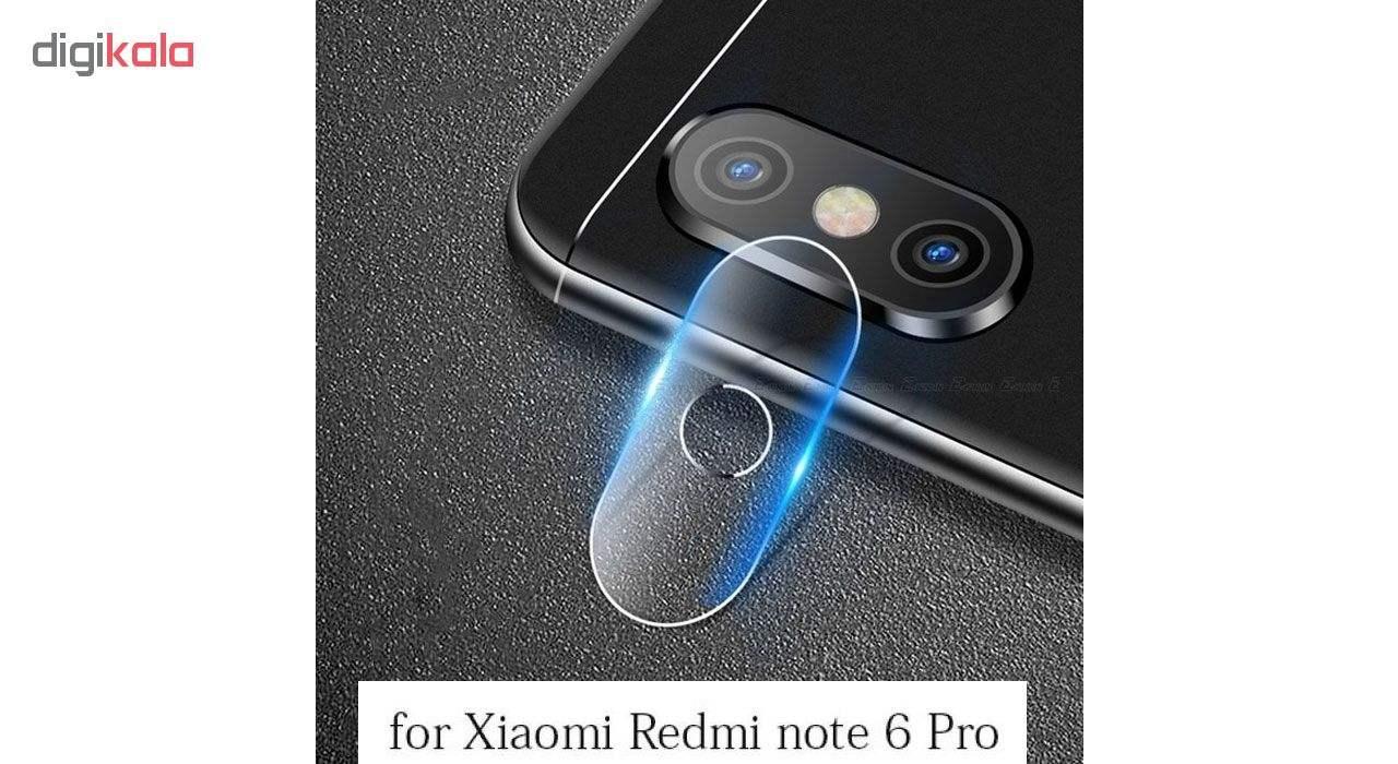 محافظ لنز دوربین تراستکتور مدل CLP مناسب برای گوشی موبایل شیائومی Redmi Note 6 Pro main 1 4