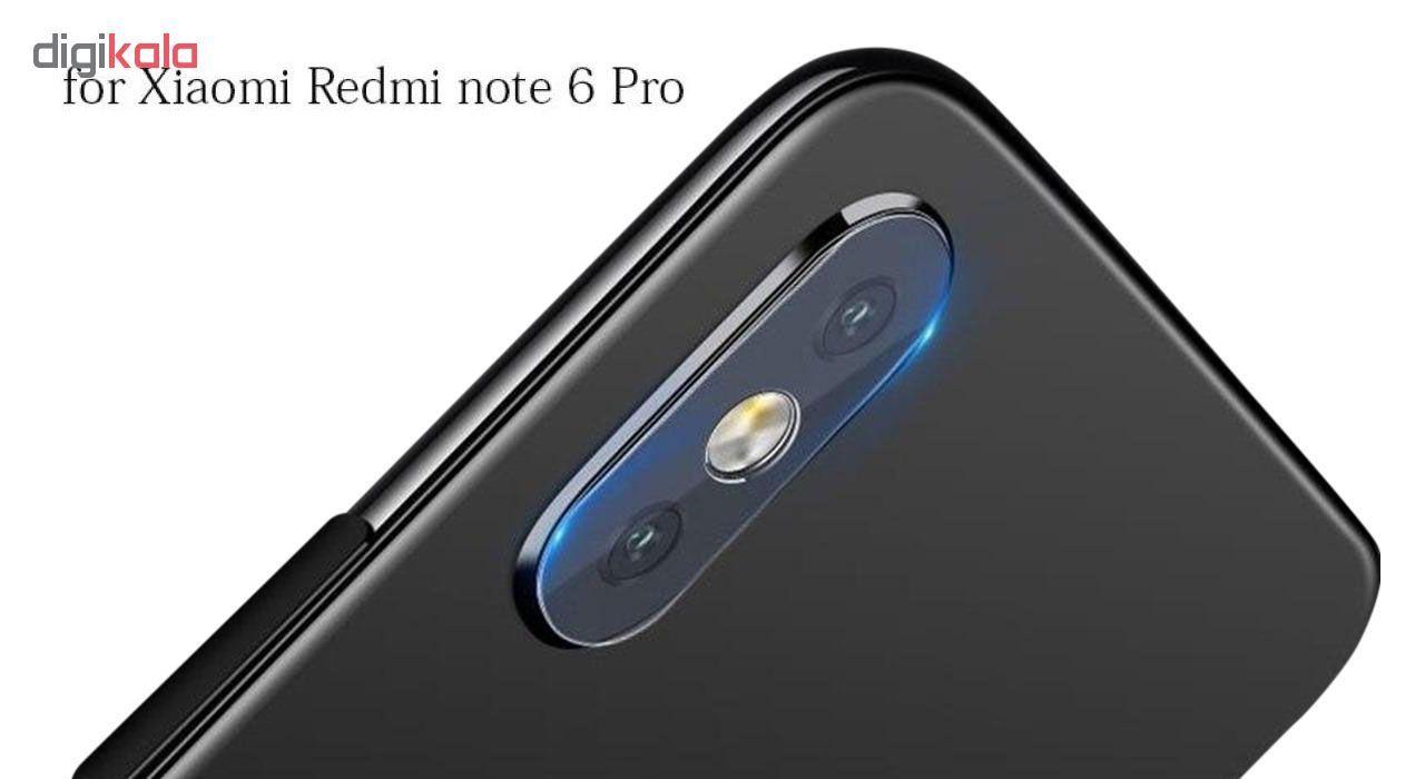 محافظ لنز دوربین تراستکتور مدل CLP مناسب برای گوشی موبایل شیائومی Redmi Note 6 Pro main 1 5