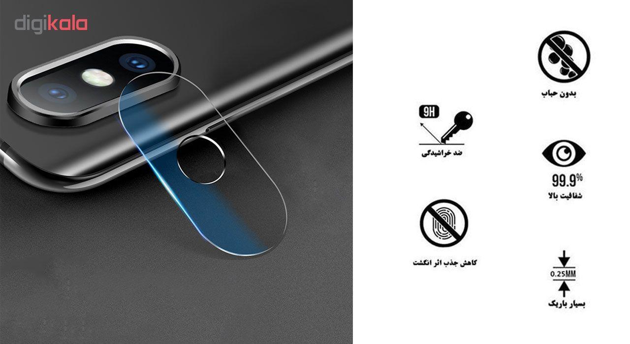 محافظ لنز دوربین تراستکتور مدل CLP مناسب برای گوشی موبایل شیائومی Redmi Note 6 Pro main 1 6