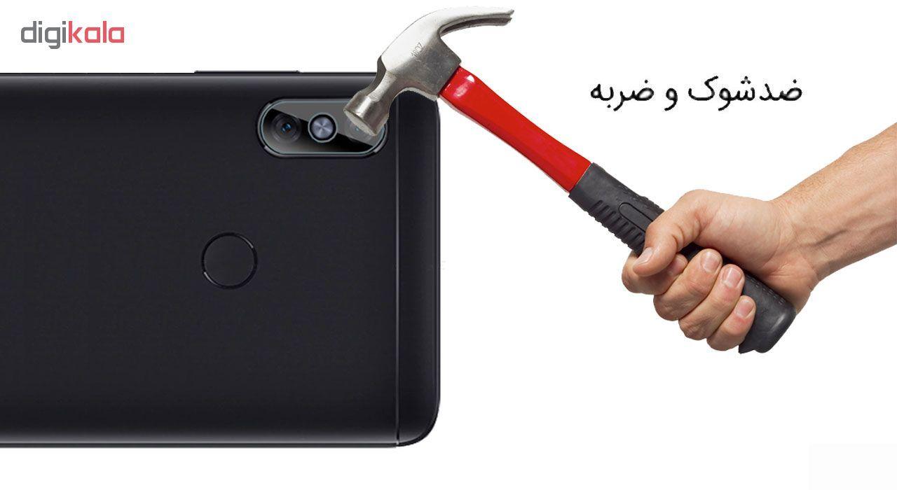 محافظ لنز دوربین تراستکتور مدل CLP مناسب برای گوشی موبایل شیائومی Redmi Note 6 Pro main 1 7