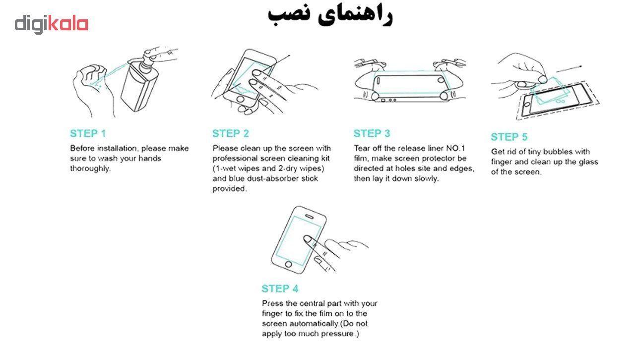 محافظ صفحه نمایش تراستکتور مدل GSS مناسب برای گوشی موبایل سامسونگ Galaxy M20 main 1 7