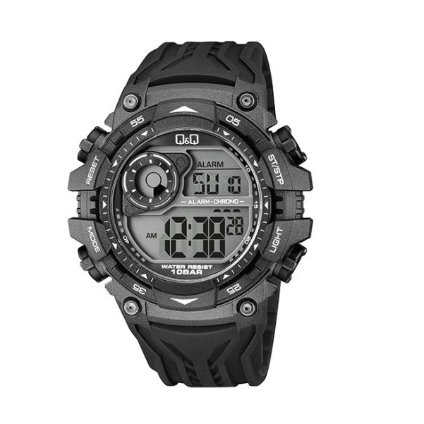 ساعت مچی دیجیتال مردانه کیو اند کیو مدل M157J001Y