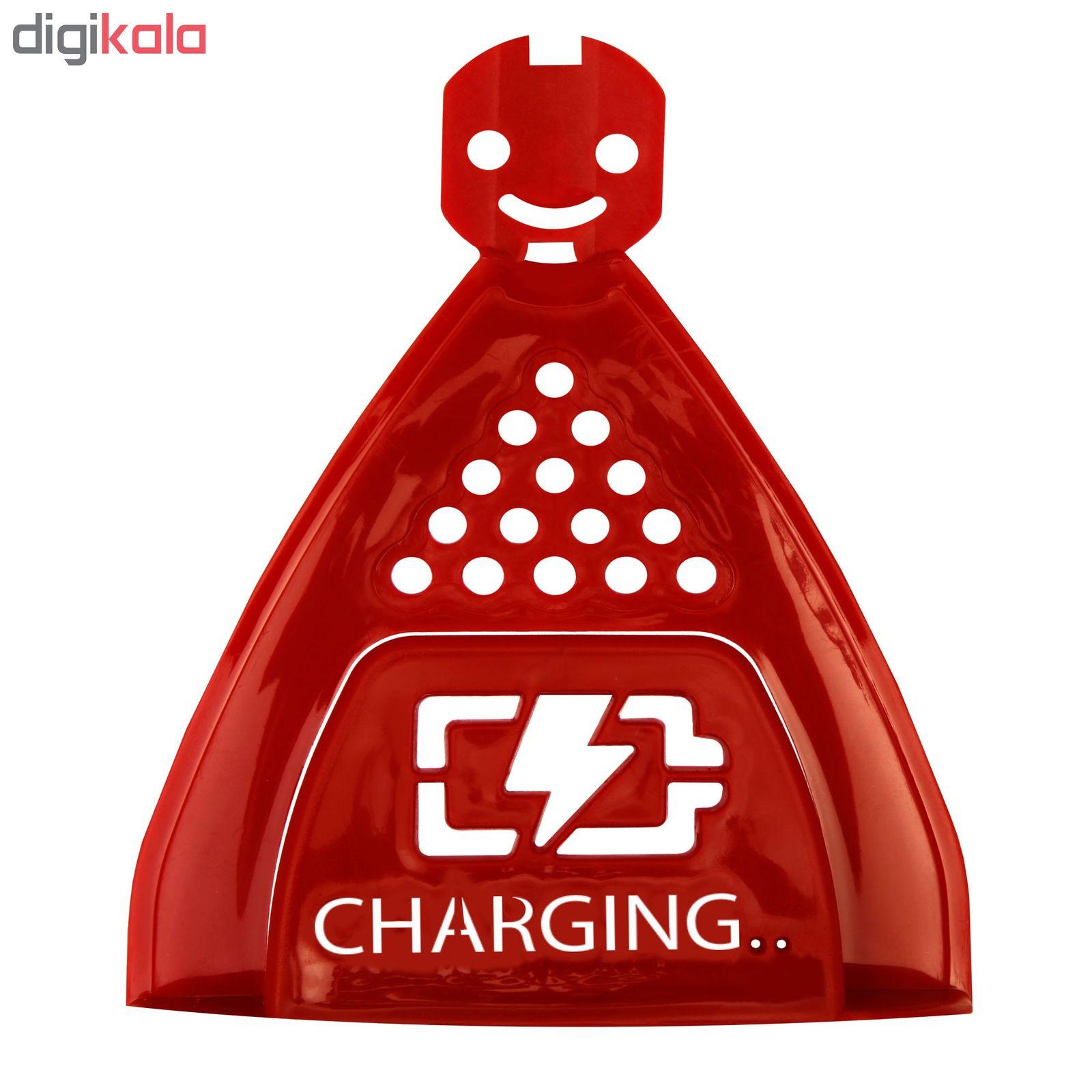 پایه نگهدارنده شارژر موبایل مدل Hng 0229 main 1 11