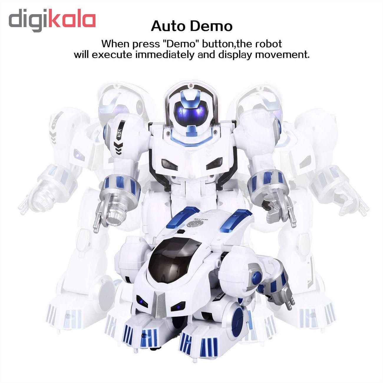 ربات کنترلی ترنسفورمر مدل Robot7