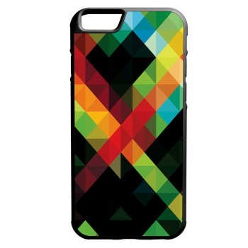 کاور طرح رنگارنگ کد 1105409047 مناسب برای گوشی موبایل اپل iphone 7/8