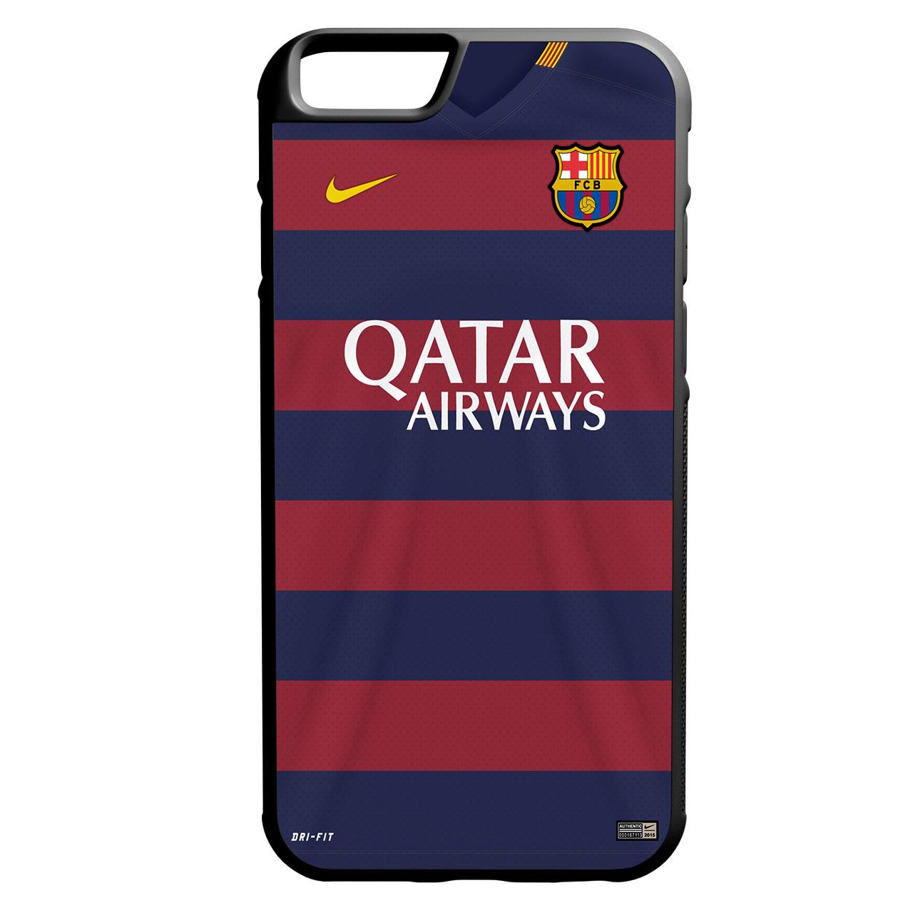 کاور طرح بارسلونا کد 1105409043 مناسب برای گوشی موبایل اپل iphone 7/8