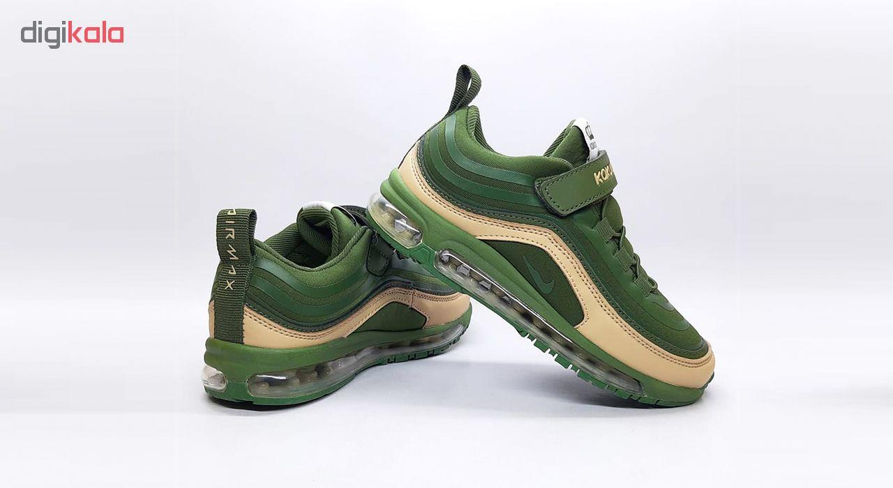 کفش مخصوص پیاده روی دخترانه کد 3197