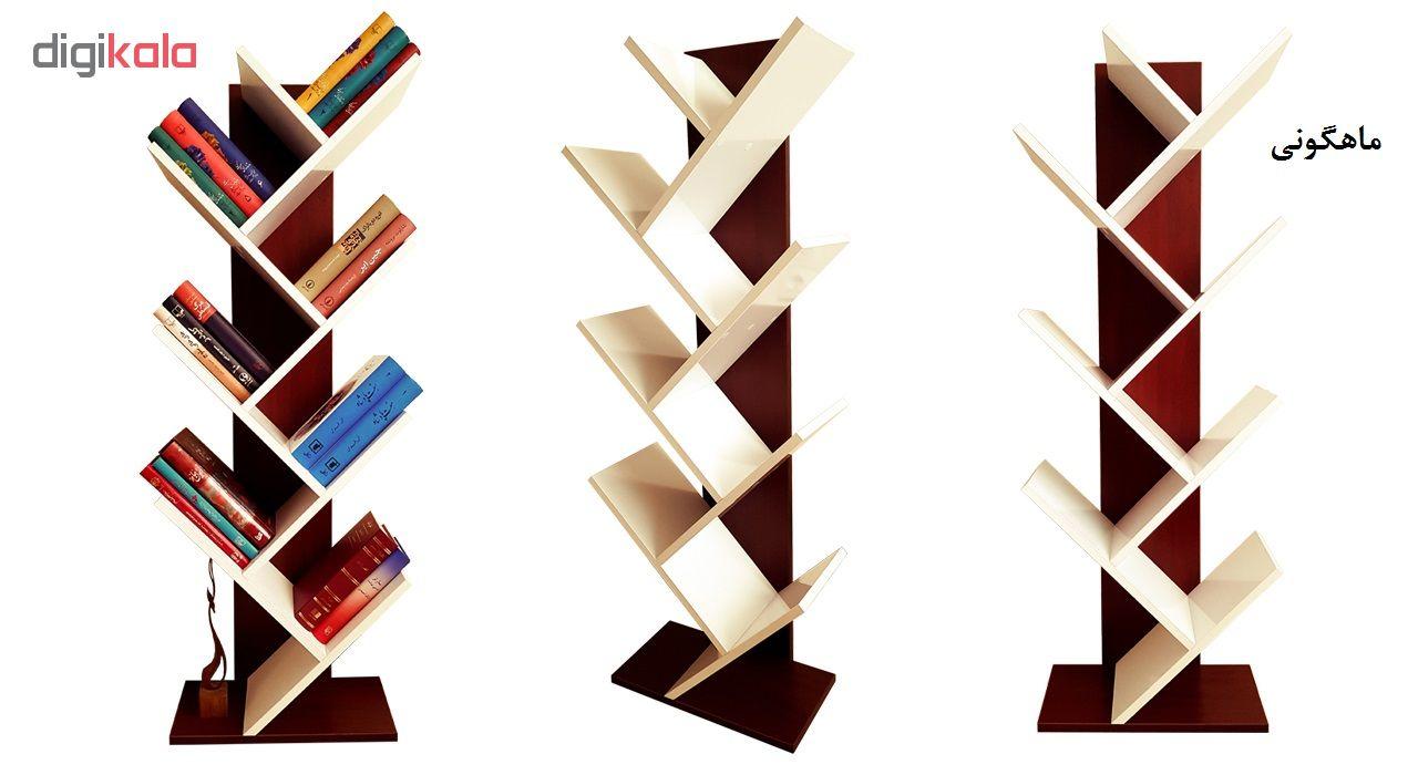 کتابخانه طرح درختی مدل F120-DBD