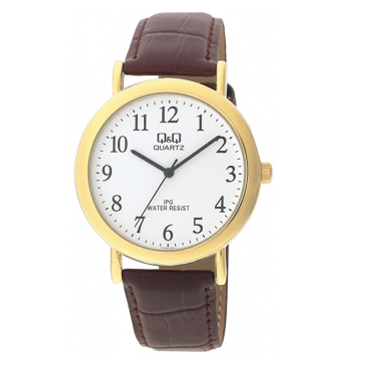 ساعت مچی عقربه ای مردانه کیواندکیو مدل C150J104Y