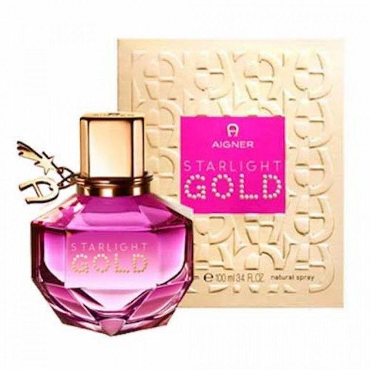 خرید اینترنتی ادو پرفیوم زنانه اگنر مدل STARLIGHT GOLD حجم 100 میلی لیتر اورجینال