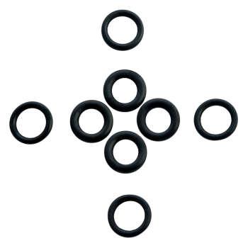 واشر اورینگ سوزن انژکتور کد 3-2527358 بسته 8 عددی