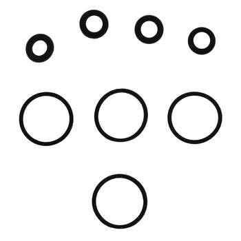 واشر اورینگ سوزن انژکتور کد 1-2527358 مناسب برای پژو 405 مجموعه 8 عددی