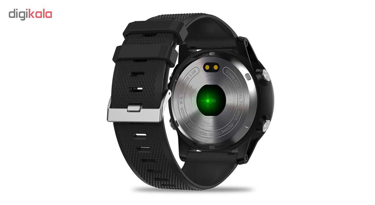ساعت هوشمند زبلاز مدل Vibe 3 HR