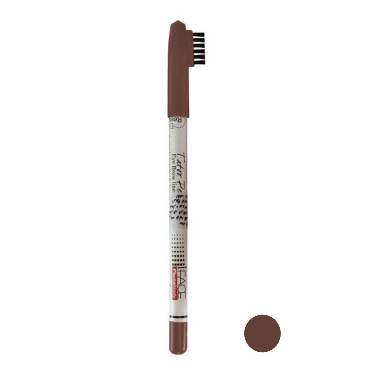 مداد ابرو آی فیس شماره E-05