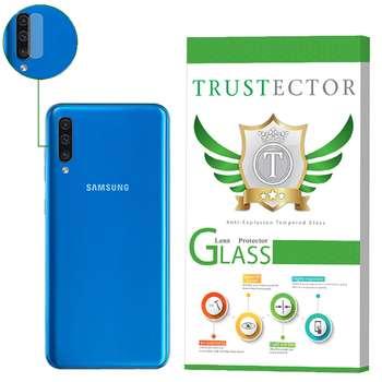 محافظ لنز دوربین تراستکتور مدل CLP مناسب برای گوشی موبایل سامسونگ Galaxy A50