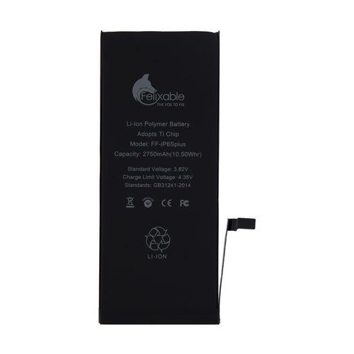 باتری موبایل فلکسیبل مدل FF-iP6SP ظرفیت 2750 میلی آمپر ساعت مناسب برای گوشی موبایل اپل iPhone 6s Plus