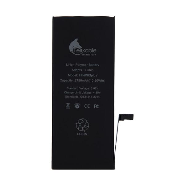 باتری موبایل فلیکسبل مدل FF-iP6SP ظرفیت 2750 میلی آمپر  ساعت مناسب برای گوشی موبایل اپل iPhone 6s Plus