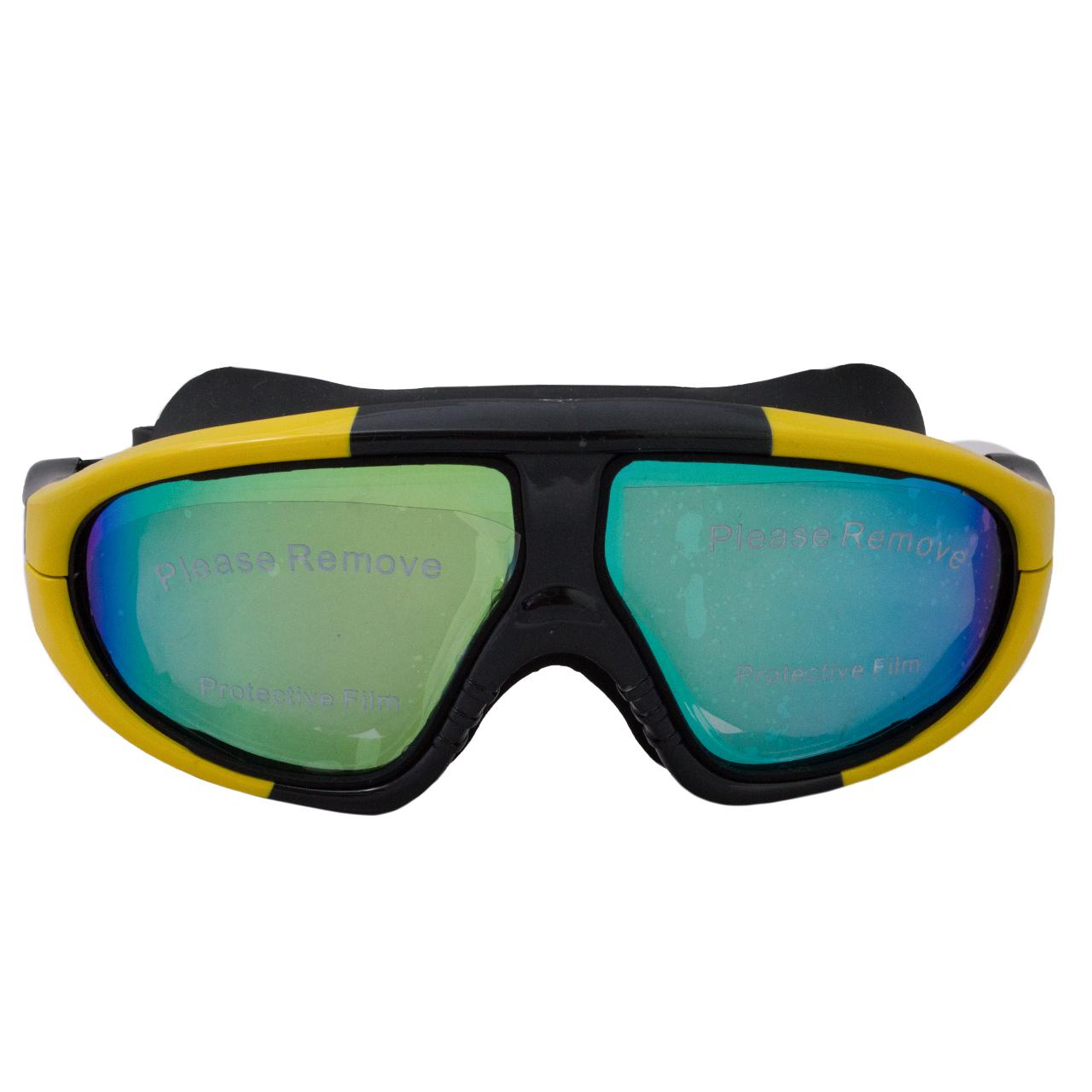 عینک شنا مدل 9136newface
