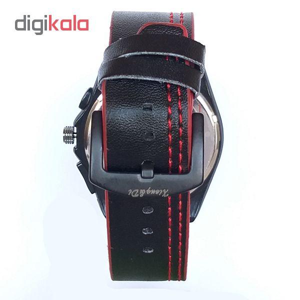 ساعت مچی عقربه ای مردانه ایکس دی مدل X007-GHER