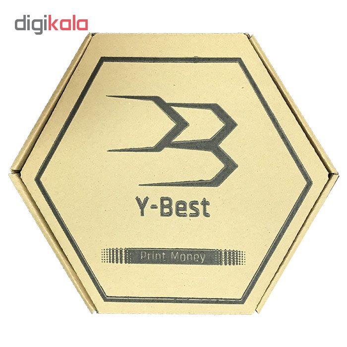 قیمت                      فیلامنت ABS پرینتر سه بعدی مدل SAB2 قطر 1.75 میلی متر 0.5 کیلوگرم