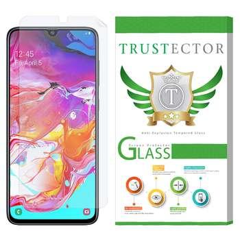 محافظ صفحه نمایش تراستکتور مدل GNF مناسب برای گوشی موبایل سامسونگ Galaxy A70