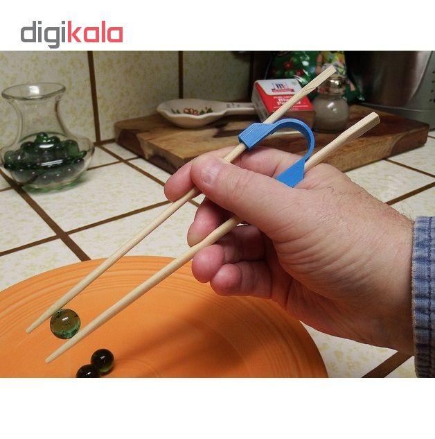 نگهدارنده چوب چاپستیک مدل Eva بسته ۳ عددی
