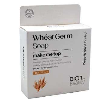 صابون شستشو بیول مدل Wheat Germ وزن 100 گرم