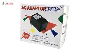 آداپتور کنسول بازی سگا مدل PSS-115