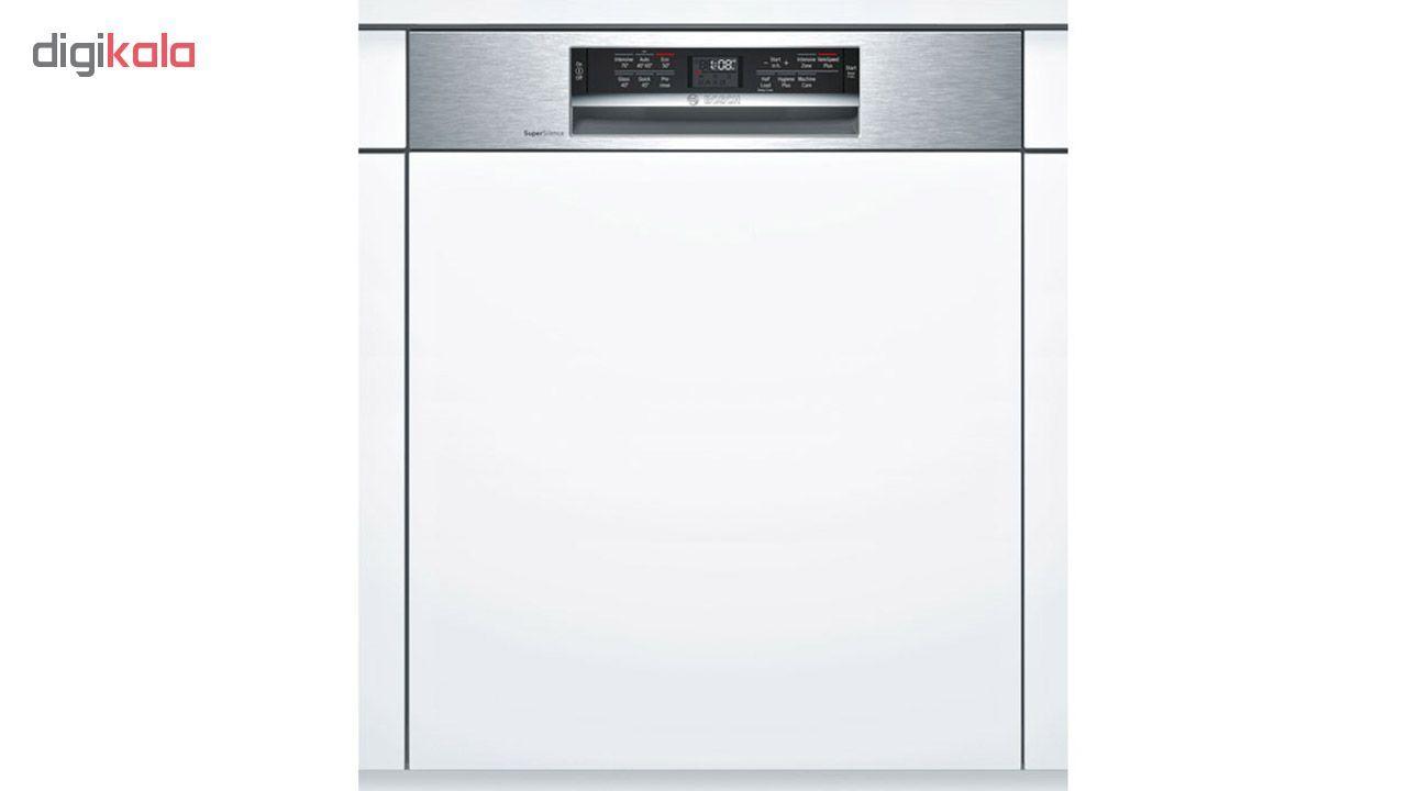 ماشین ظرفشویی بوش مدل SMI66MS01B  Bosch SMI66MS01B Dishwasher