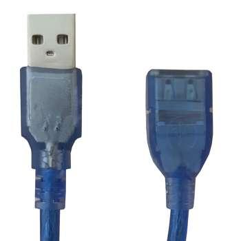 کابل افزایش طول USB 2.0 مدل TP طول 0.3 متر