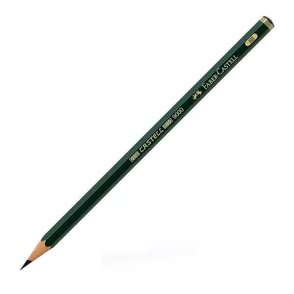 مداد طراحی فابرکاستل مدل 9000