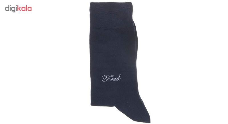 جوراب مردانه فرد کد 004