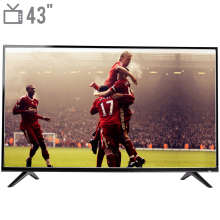 تلویزیون ال ای دی لومکس مدل 43LF100 سایز 43 اینچ