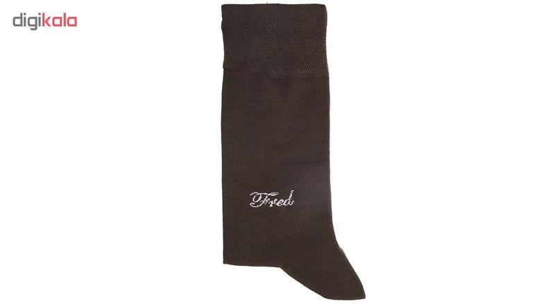 جوراب مردانه فرد کد 005
