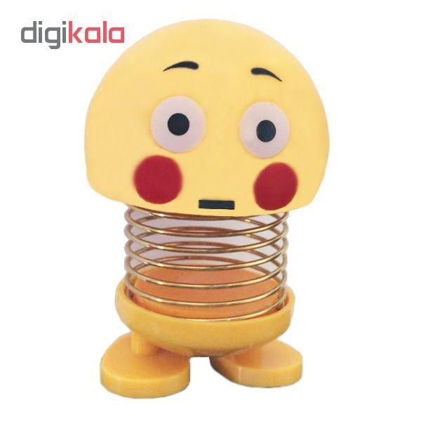عروسک فنری طرح ایموجی کد 10 main 1 2