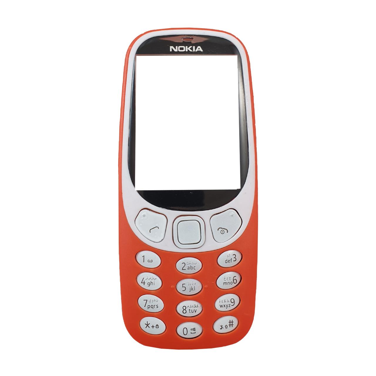 شاسی گوشی موبایل مدل GN-08 مناسب برای گوشی موبایل نوکیا 3310              ( قیمت و خرید)