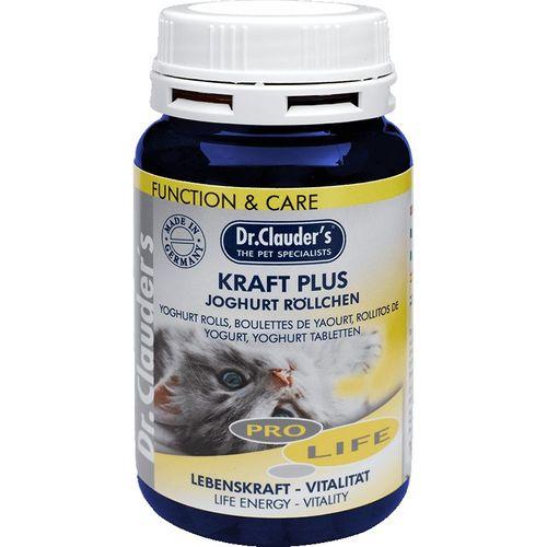 قرص مولتی ویتامین و تقویت کننده گربه دکتر کلادر مدل Kraft Plus وزن 100 گرم