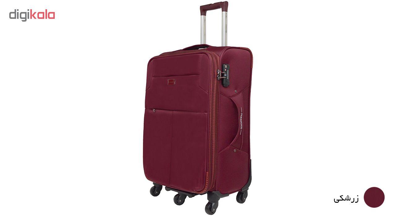 چمدان پرستیژ مدل LA 039 - 24