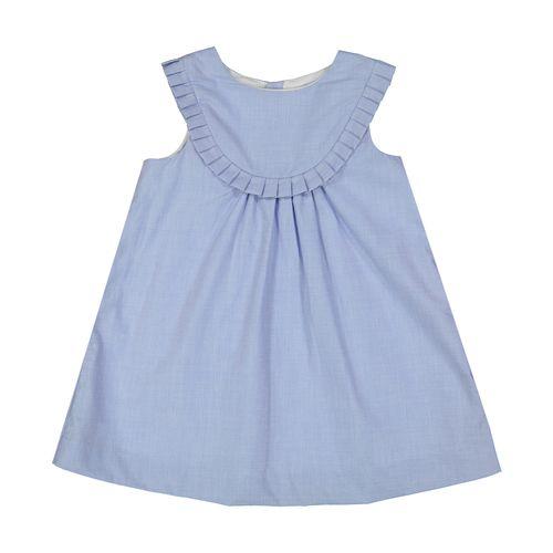 پیراهن نخی روزمره دخترانه Enfant - جاکادی