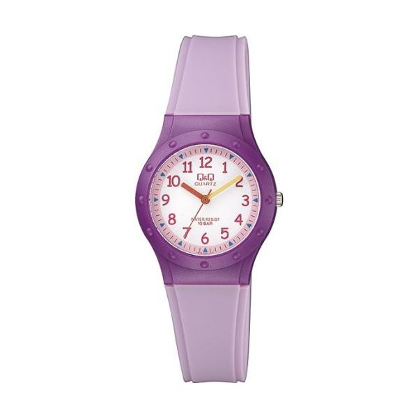 ساعت مچی عقربه ای دخترانه کیو اند کیو مدل VR52J005Y