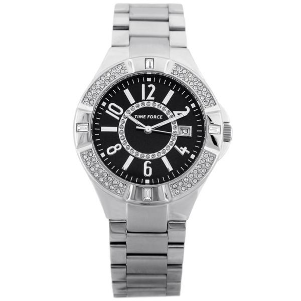 ساعت مچی عقربه ای زنانه تایم فورس مدل TF3372L01M