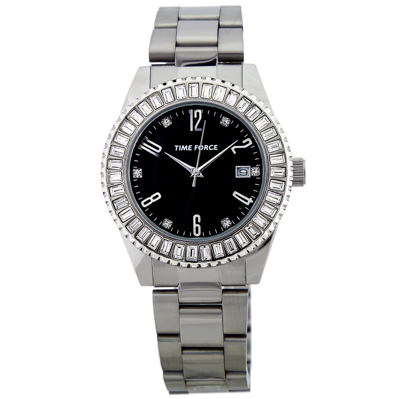 ساعت مچی عقربه ای زنانه تایم فورس مدل TF3373L01M
